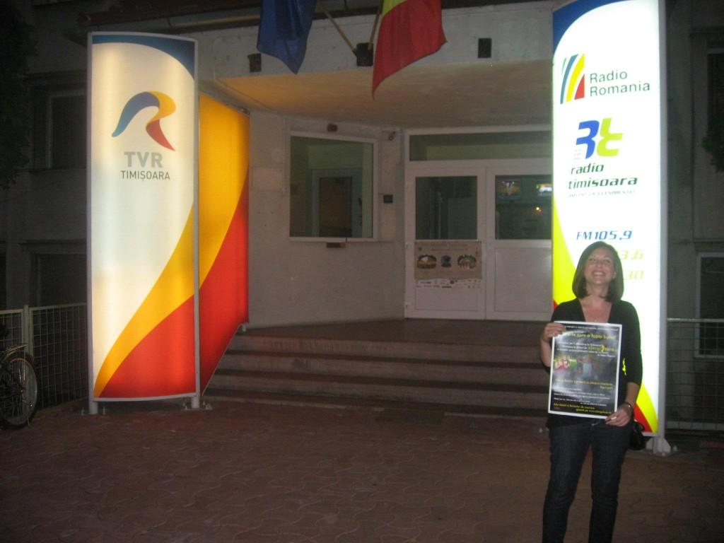 Alergotura la Radio Timisoara #3