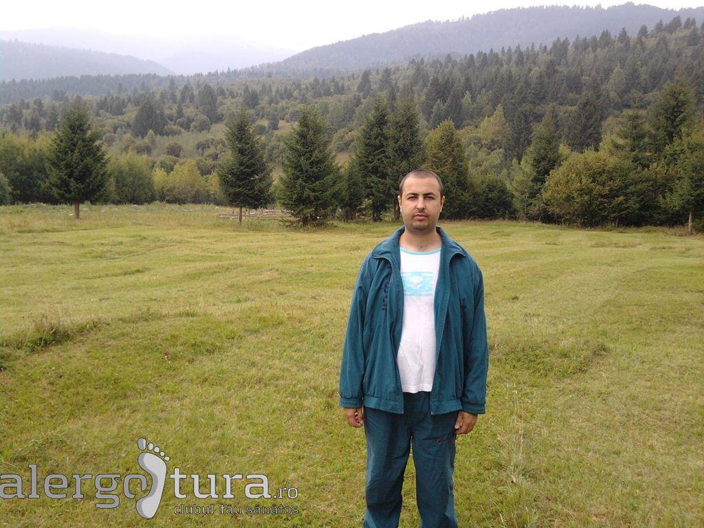 Florin Chindea la 81 kg