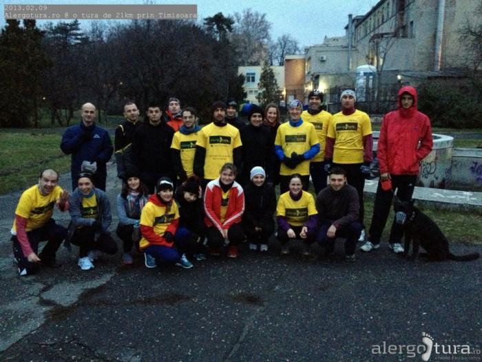 Semimaraton 2013 cu Alergotura