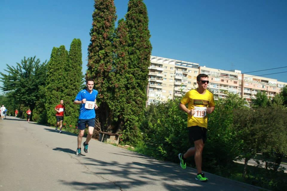 lucian danila claudiu smeu semi maraton arad 2013