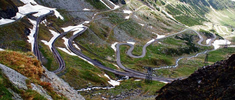 Traseu Transmaraton