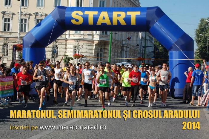 Alergam la Arad in iunie Avem reducere 50 la inscriere in baza unui parteneriat intre Timisoara si Arad